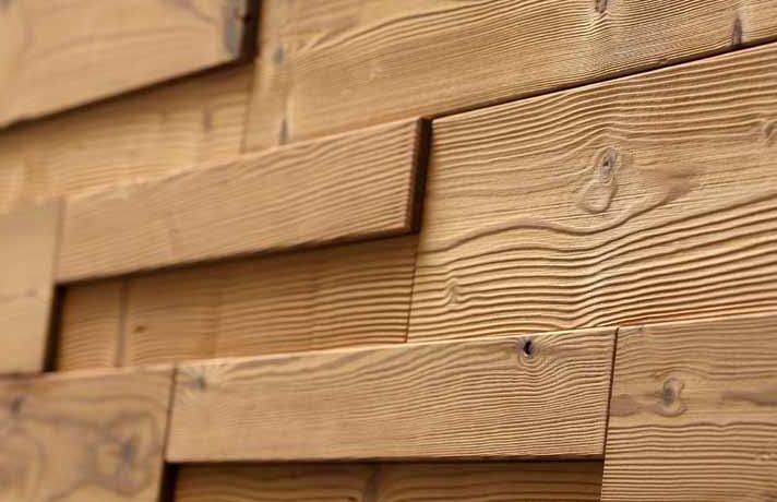 Rivestimento In Legno Parete : Pozzebon rivestimento in legno irregolare a conegliano
