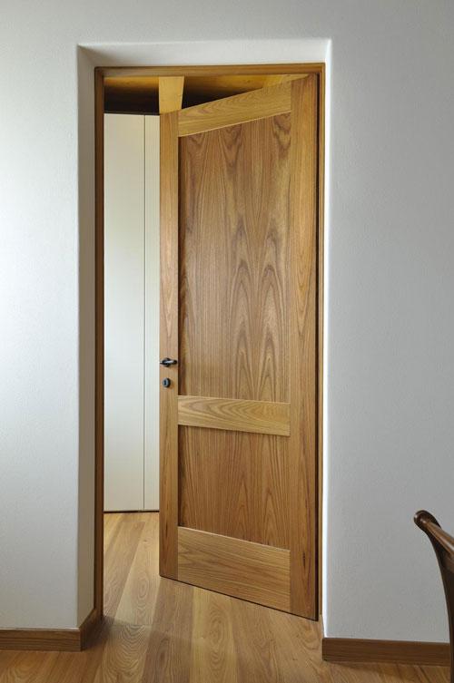Pozzebon porte in legno a conegliano pieve di soligo - Porte interne classiche ...