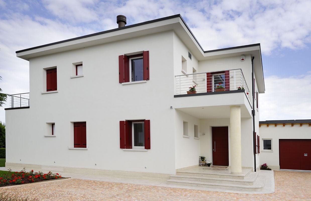 Pozzebon progetto casa clima with una casa vecchia for Il modo migliore per costruire una casa